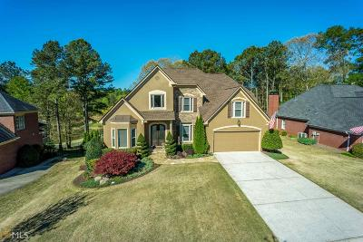 Suwanee Single Family Home New: 6455 Sterling