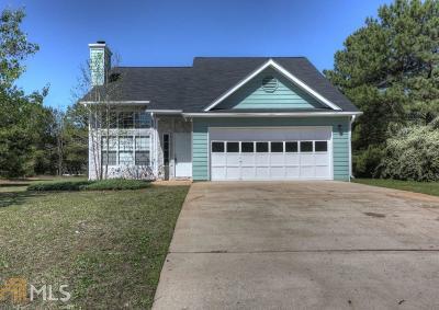 Covington Single Family Home Under Contract: 45 Dove Point