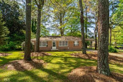 Morrow Single Family Home Under Contract: 1573 Rex Rd