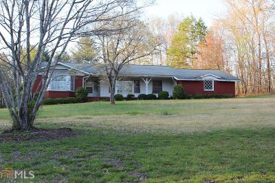Habersham County Single Family Home For Sale: 1009 Hollywood Highway