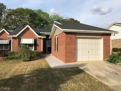 Fayette County Condo/Townhouse Under Contract: 125 Lagrange Ct