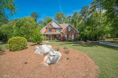 Fayetteville GA Single Family Home Under Contract: $547,800