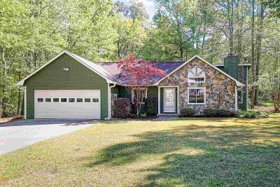 Jonesboro Single Family Home Under Contract: 9226 Chickasaw Ct