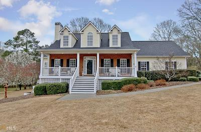 Fayetteville Single Family Home Under Contract: 849 Hood Rd