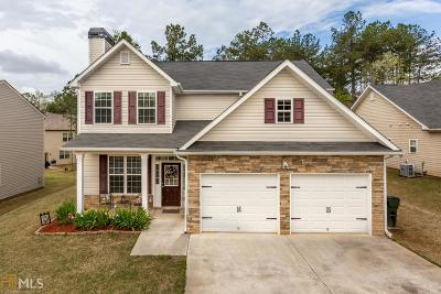 Dallas Single Family Home New: 46 Ivey Cottage Loop