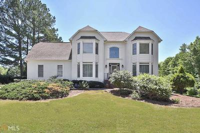 Fayette County Single Family Home New: 160 Cherokee Rose