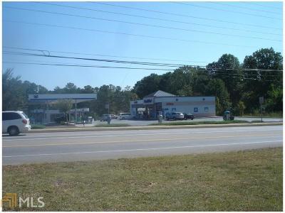 Canton, Woodstock, Cartersville, Alpharetta Commercial For Sale: 6649 Bells Ferry Rd
