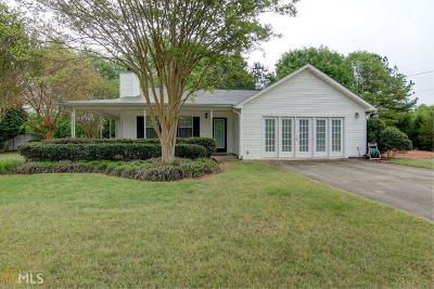 Covington Single Family Home Under Contract: 10 Harlin Ct