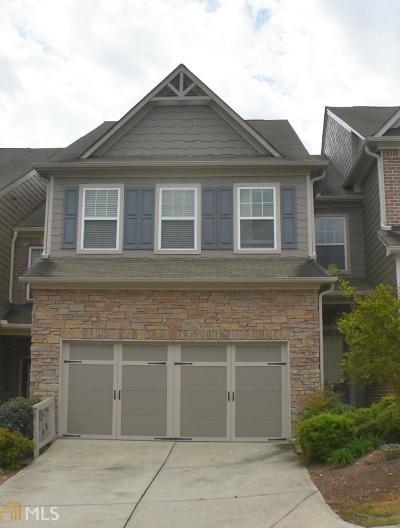 Mableton Condo/Townhouse Under Contract: 676 Cobblestone Creek Ln #3