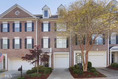 Roswell Condo/Townhouse Under Contract: 3910 Waters Edge