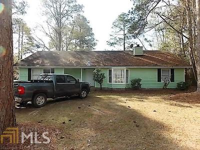 Statesboro Single Family Home New: 214 Merrywood Dr