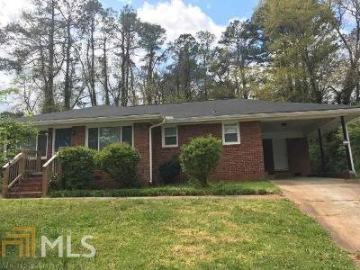 Decatur Rental New: 2802 Glenvalley Dr