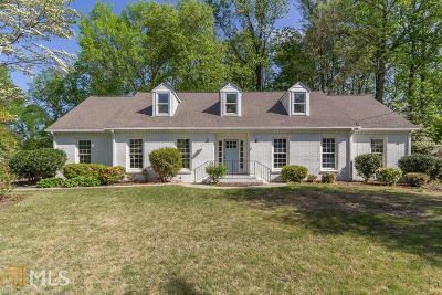 Atlanta Single Family Home New: 2936 Randolph Rd