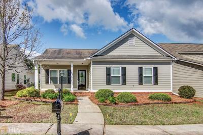 Covington Single Family Home For Sale: 70 Brookline Pkwy