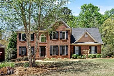 Kennesaw Single Family Home New: 1323 Winborn Cir