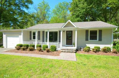 Single Family Home Under Contract: 2700 S Bamby