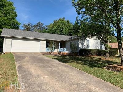 Dallas Single Family Home Under Contract: 25 Macland Springs Dr