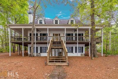 Milledgeville, Sparta, Eatonton Single Family Home For Sale: 110 East Riverbend Way