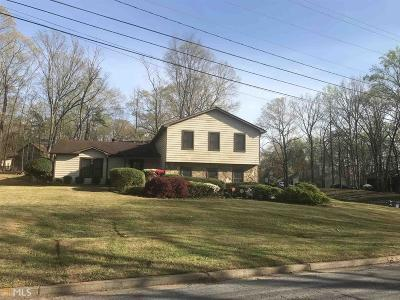 Stone Mountain Single Family Home Under Contract: 984 Lost Creek Cir