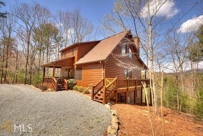 Ellijay Single Family Home New: 97 Trails End Summit