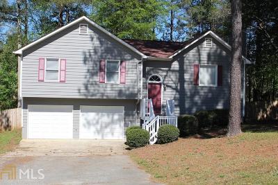 Douglasville Single Family Home New: 214 Silverthorne Trl