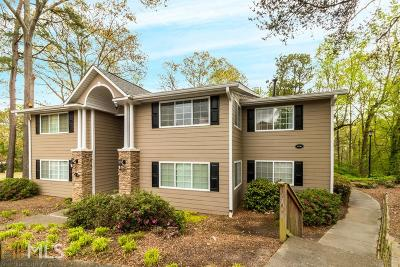 Brookhaven Condo/Townhouse New: 1468 NE Briarwood Rd #402