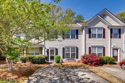 Kennesaw Condo/Townhouse Under Contract: 1917 Stancrest Trce