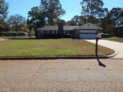 Griffin Single Family Home Under Contract: 1502 Teakwood Dr