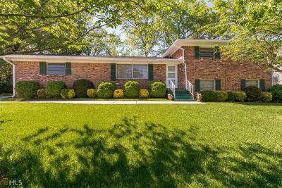 Avondale Estates Single Family Home For Sale: 1129 Chatsworth Dr