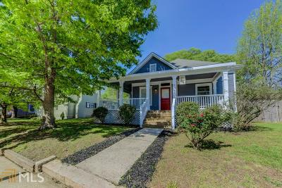East Point Single Family Home Under Contract: 3065 Church