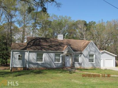 Tucker Single Family Home New: 1260 Idlewood Rd
