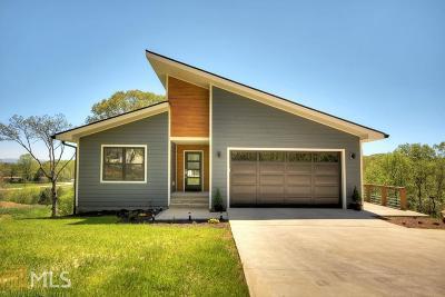Ellijay Single Family Home New: 303 Chinquapin Rd