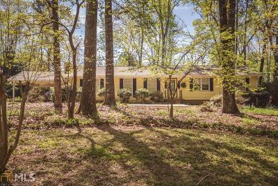 Monroe Single Family Home Under Contract: 1647 Dogwood Trl