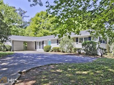 Smyrna Single Family Home New: 4030 Deerwood Pkwy