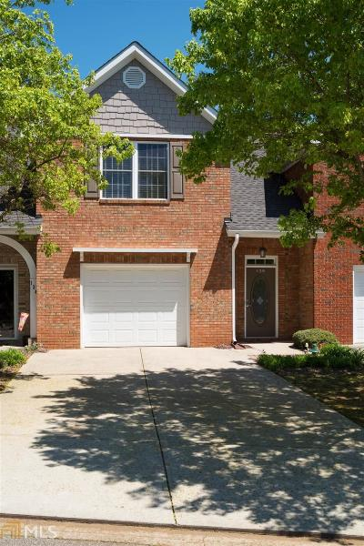Winder Condo/Townhouse New: 136 Wisteria Dr