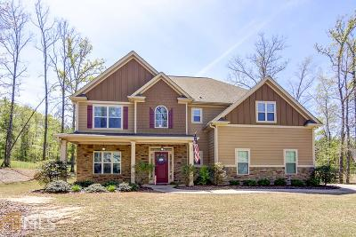 Senoia Single Family Home New: 166 Rocky Bay Ln