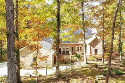 Habersham County Single Family Home New: 1550 Double Springs