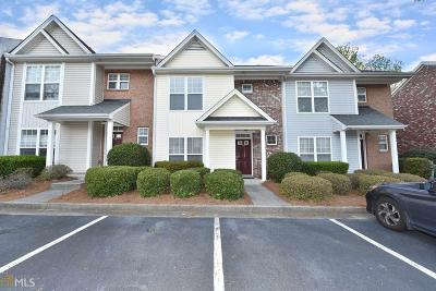 Lawrenceville Condo/Townhouse New: 801 Old Peachtree Rd #108