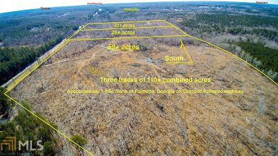 Fulton County Residential Lots & Land New: Cascade Palmetto Hwy