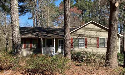 Alpharetta Single Family Home New: 121 Wills