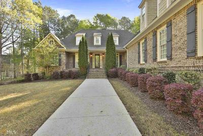 Coweta County Single Family Home For Sale: 10 Stone Garden Ct