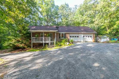 Buford Single Family Home New: 3472 Old Thompson Mill Rd