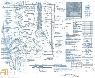 Fulton County Residential Lots & Land New: 12720 Etris Rd
