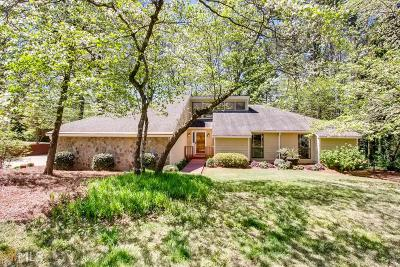 Lilburn Single Family Home Under Contract: 1485 Blackspruce Ct