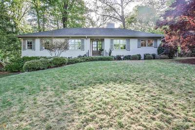 Decatur Single Family Home Under Contract: 202 Upland Rd