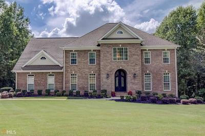 Hoschton Single Family Home For Sale: 952 Ardmore Trl