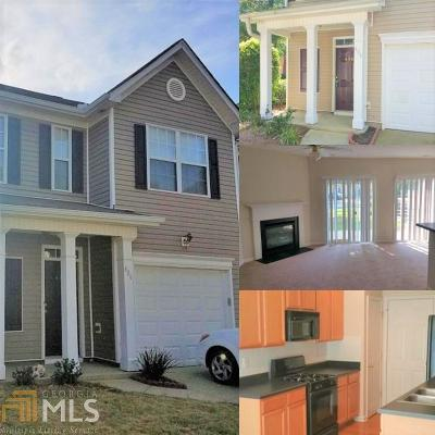 Scottdale Condo/Townhouse New: 486 Lantern Wood Dr