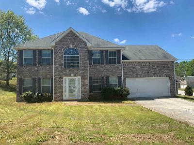 Lithonia Single Family Home Under Contract: 7261 Teakwood Pl