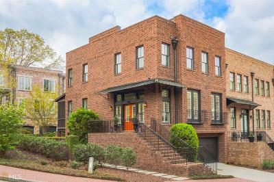 Roswell Condo/Townhouse New: 800 Camp Ave