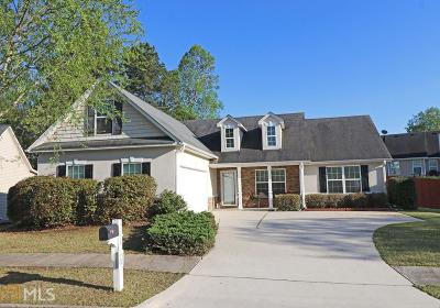 Loganville Single Family Home Under Contract: 1288 Tumblerock Ct